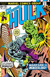 Incredible Hulk (1962-1999) #195