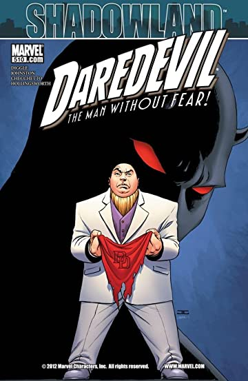 Daredevil (1998-2011) #510