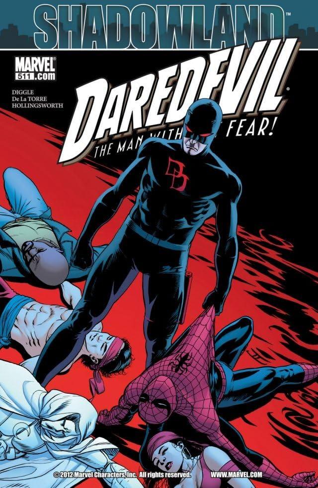 Daredevil (1998-2011) #511