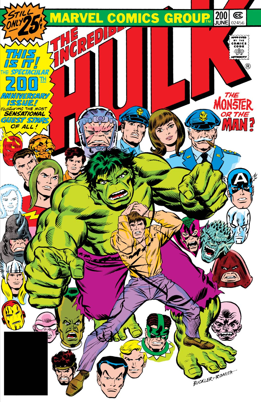Incredible Hulk (1962-1999) #200