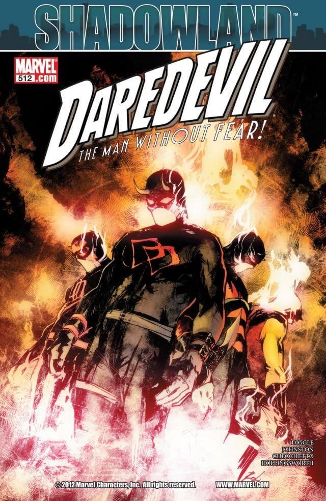 Daredevil (1998-2011) #512