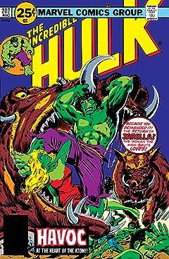 Incredible Hulk (1962-1999) #202