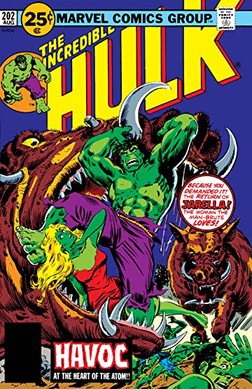 Incredible Hulk (1962-1999) #202