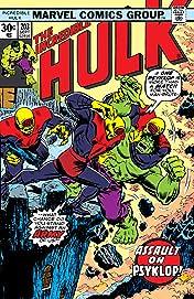 Incredible Hulk (1962-1999) #203