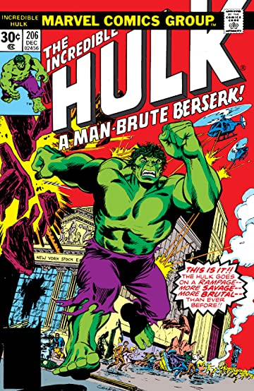 Incredible Hulk (1962-1999) #206