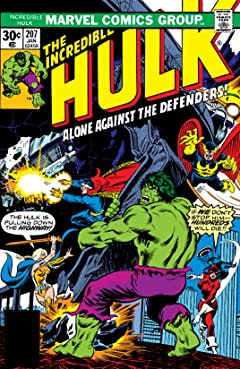 Incredible Hulk (1962-1999) #207