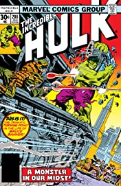 Incredible Hulk (1962-1999) #208