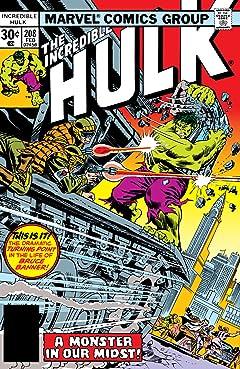 Incredible Hulk (1962-1999) #208