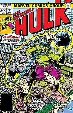 Incredible Hulk (1962-1999) #209