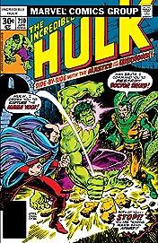 Incredible Hulk (1962-1999) #210