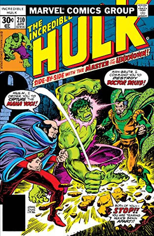 Incredible Hulk (1962-1999) #210