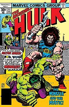 Incredible Hulk (1962-1999) #211