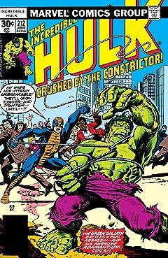 Incredible Hulk (1962-1999) #212