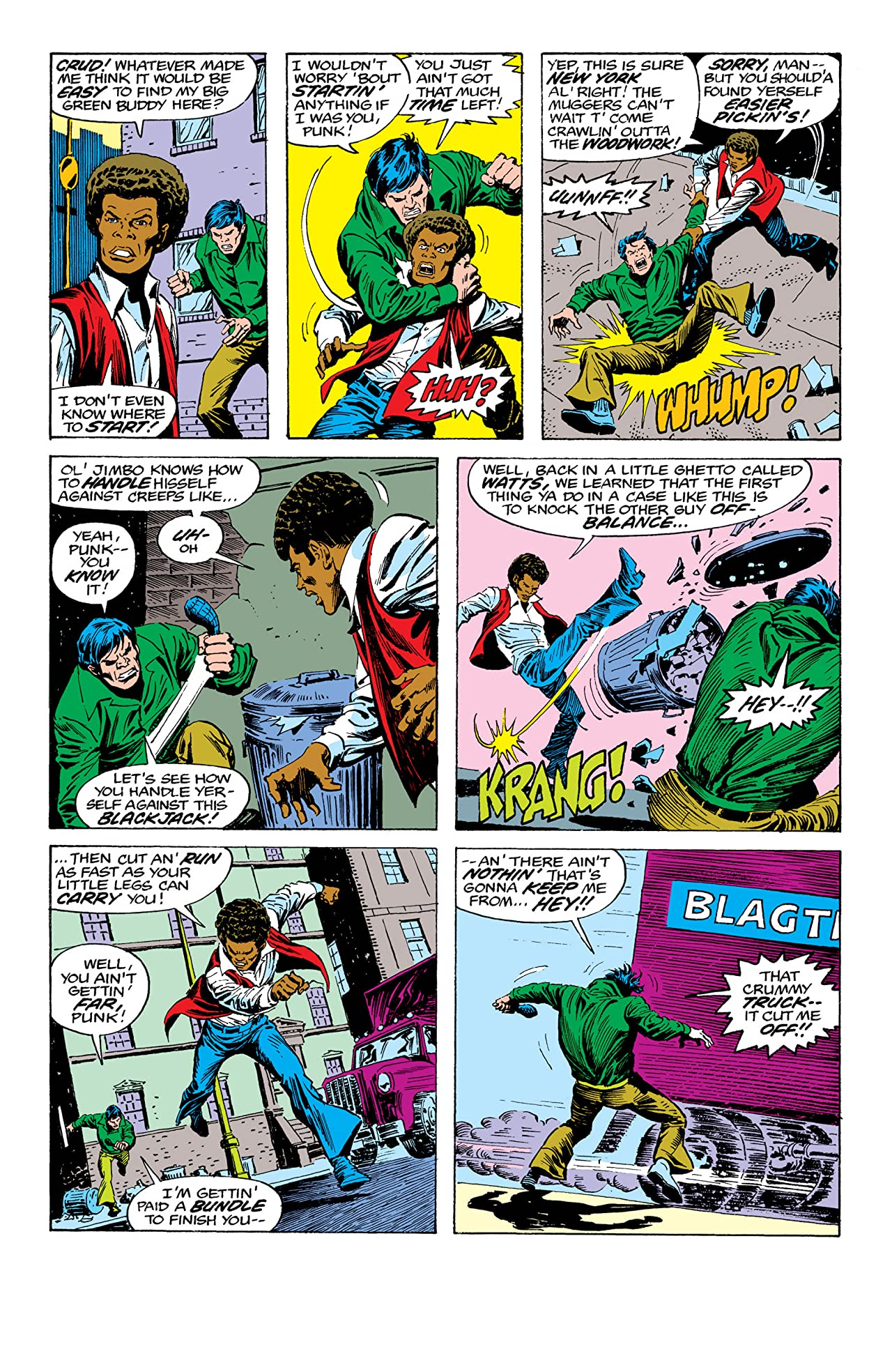 Incredible Hulk (1962-1999) #212
