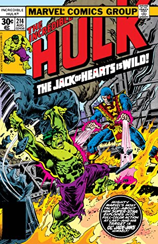 Incredible Hulk (1962-1999) #214