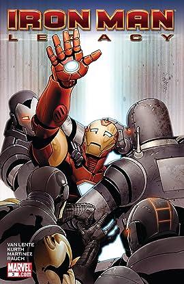 Iron Man: Legacy (2010-2011) #3