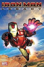 Iron Man: Legacy (2010-2011) #4
