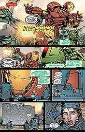 Iron Man: Legacy (2010-2011) #5