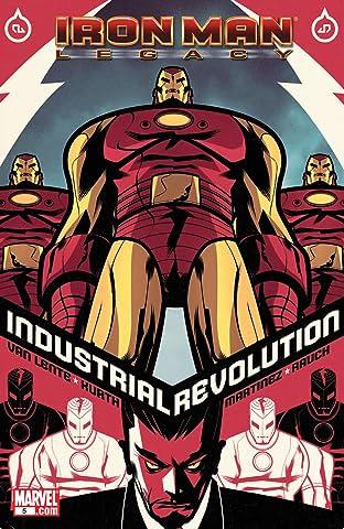 Iron Man: Legacy (2010-2011) #6