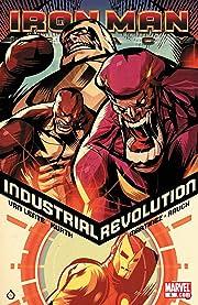 Iron Man: Legacy (2010-2011) #8