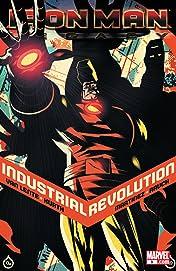 Iron Man: Legacy (2010-2011) #9