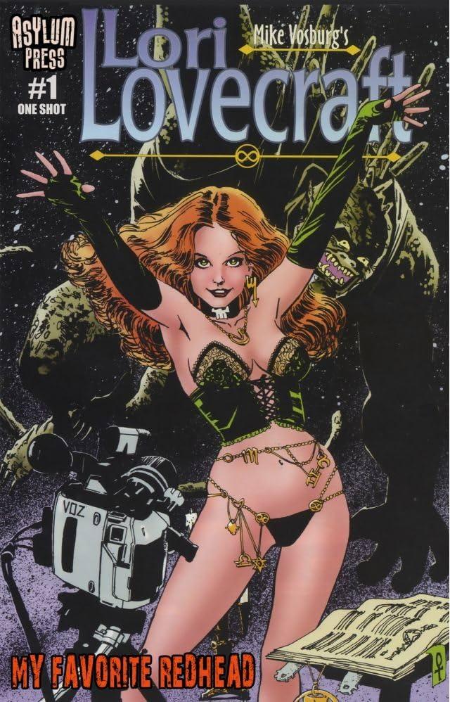 Lori Lovecraft: My Favorite Redhead #1