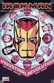 Iron Man: Legacy (2010-2011) #10