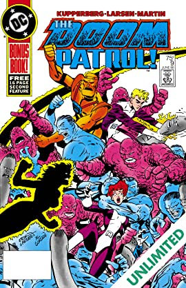 Doom Patrol 1987 1995 9 Comics By Comixology