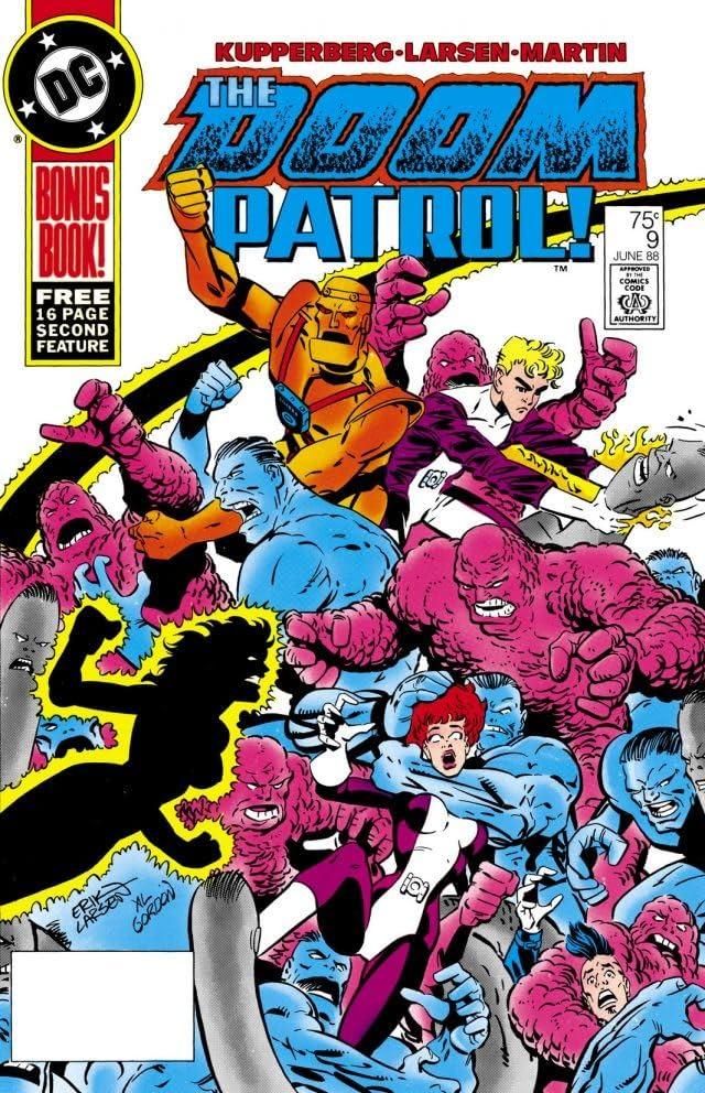 Doom Patrol (1987-1995) #9