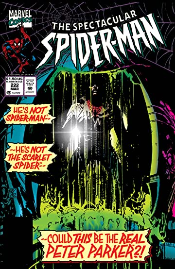 Peter Parker, The Spectacular Spider-Man (1976-1998) #222