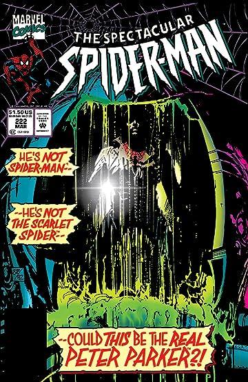 Peter Parker, The Spectacular Spider-Man (1976-1998) #222