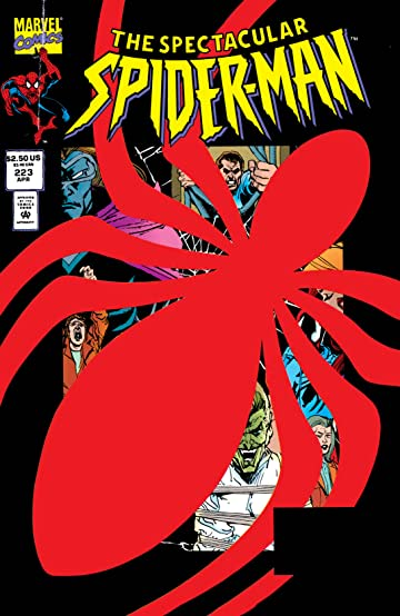 Peter Parker, The Spectacular Spider-Man (1976-1998) #223