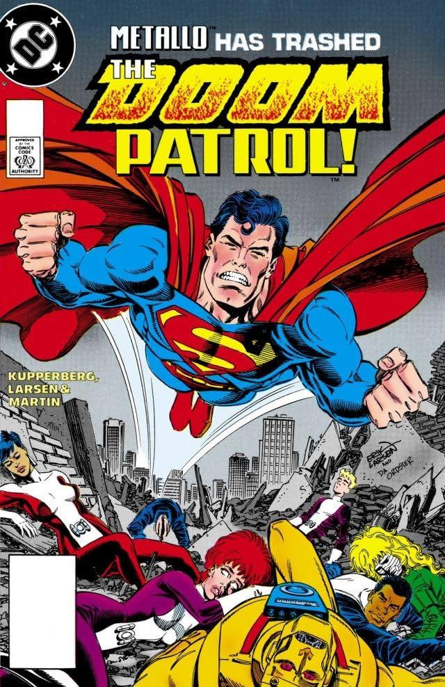 Doom Patrol 1987 1995 10 Comics By Comixology
