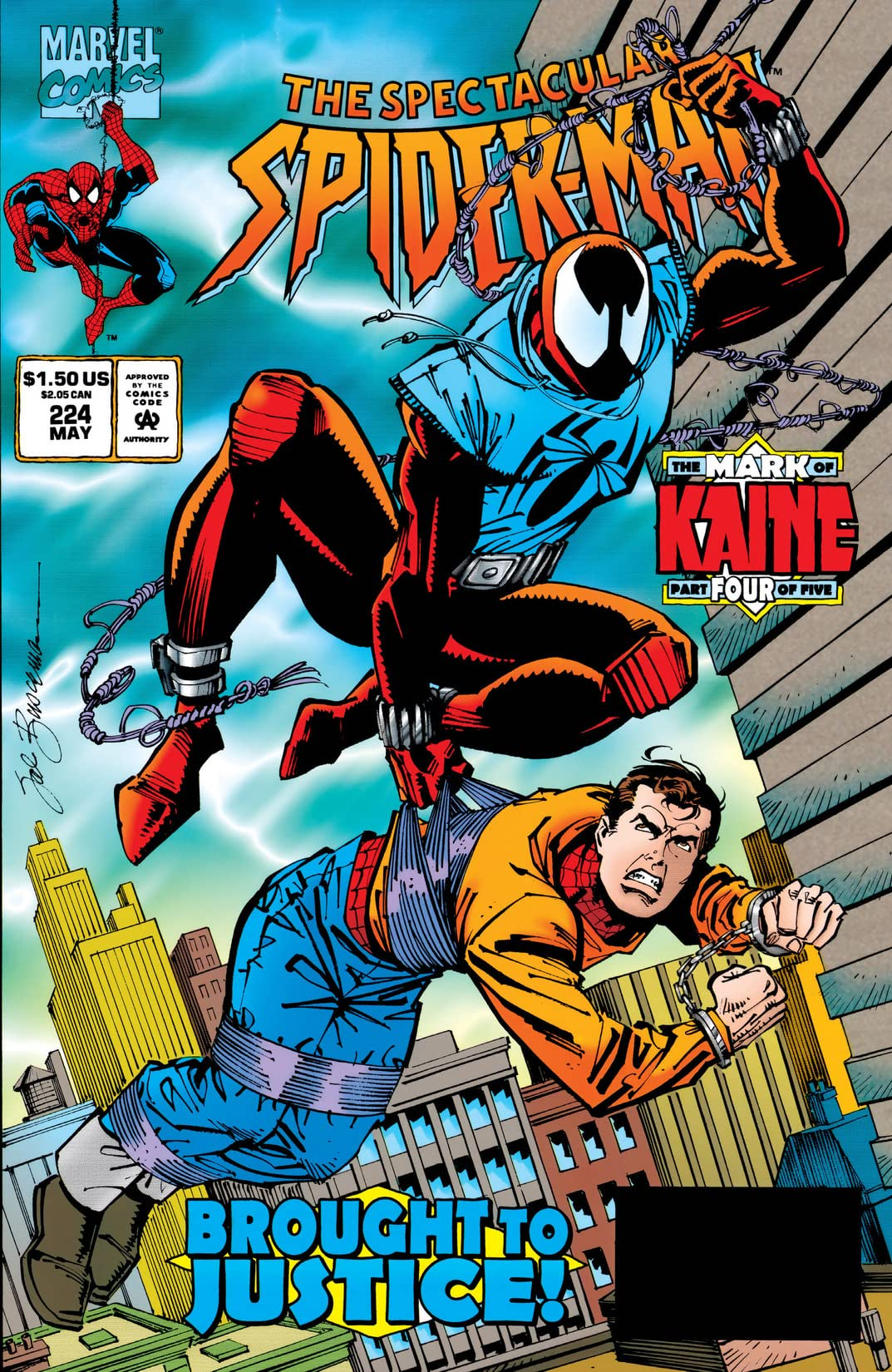 Peter Parker, The Spectacular Spider-Man (1976-1998) #224