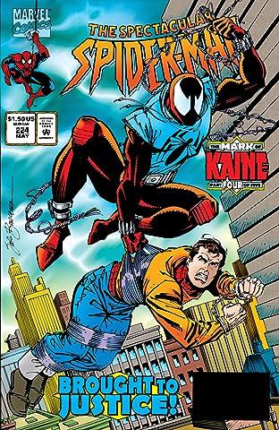 Peter Parker, The Spectacular Spider-Man (1976-1998) #224