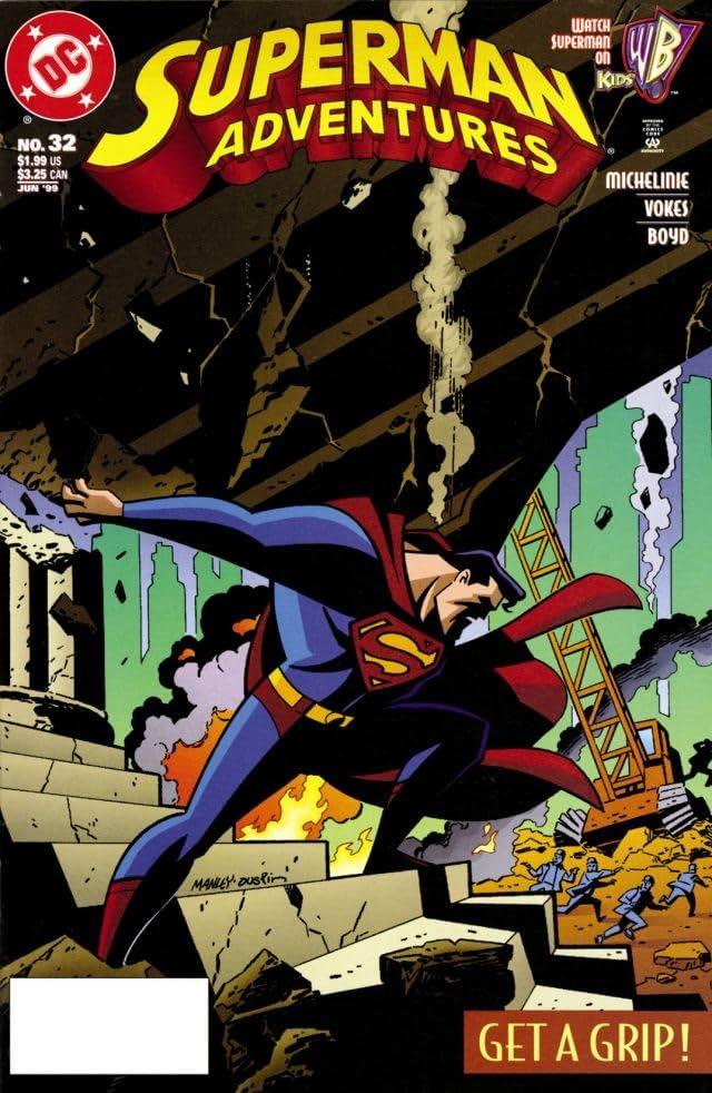 Superman Adventures (1996-2002) #32