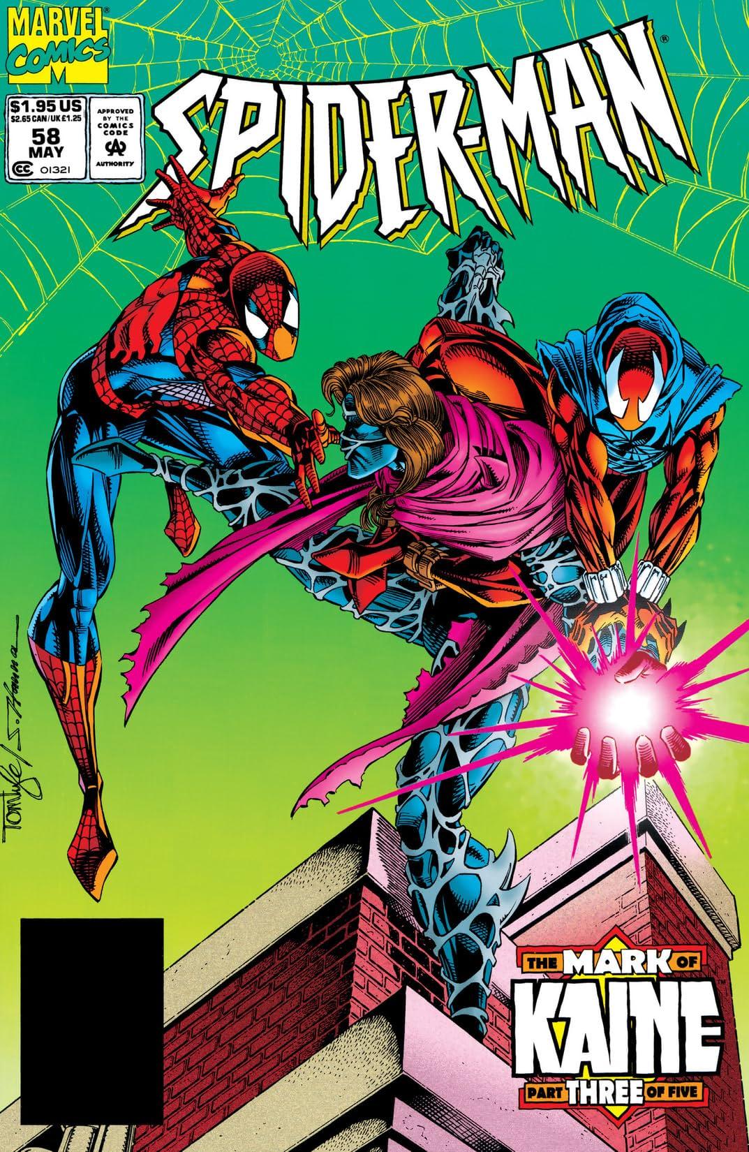Spider-Man (1990-1998) #58