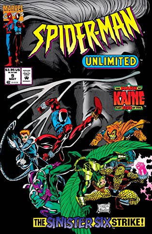 Spider-Man Unlimited (1993-1998) #9