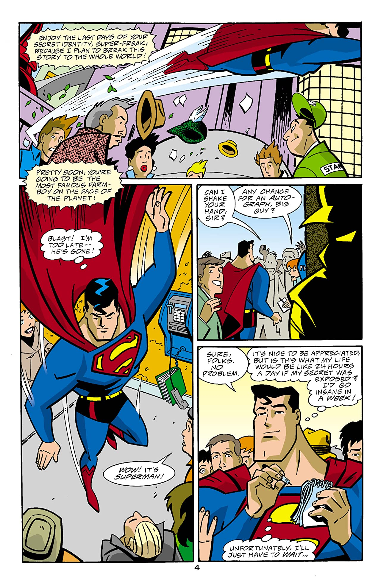 Superman Adventures (1996-2002) #33