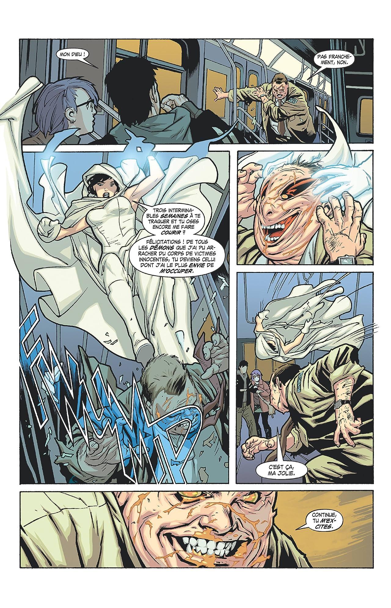Ghost Vol. 2: Le boucher dans la ville blanche