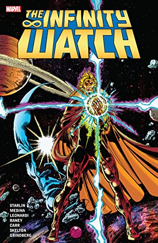 Infinity Watch Tome 1