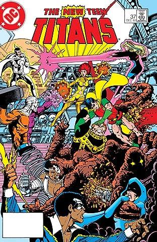 New Teen Titans (1980-1988) #37