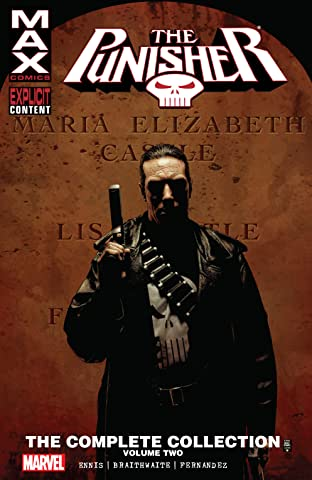 Punisher Max: The Complete Collection Tome 2