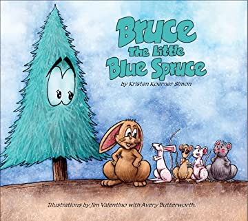 Bruce the Little Blue Spruce