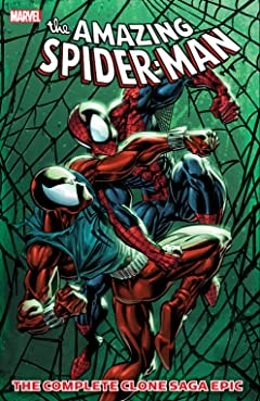 Spider-Man: The Complete Clone Saga Epic - Book Four