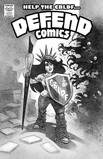CBLDF Year in Review: 2012 - Defend Comics