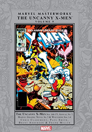 Uncanny X-Men Masterworks Tome 9