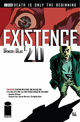 Existence 2.0 #1 (of 3)