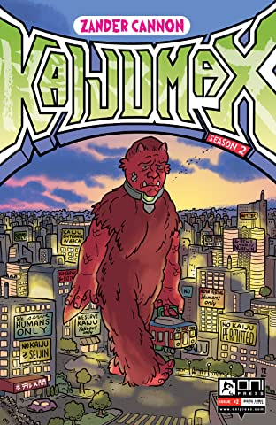 Kaijumax: Season Two #2