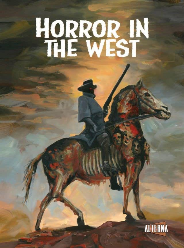 Horror in the West: Preview